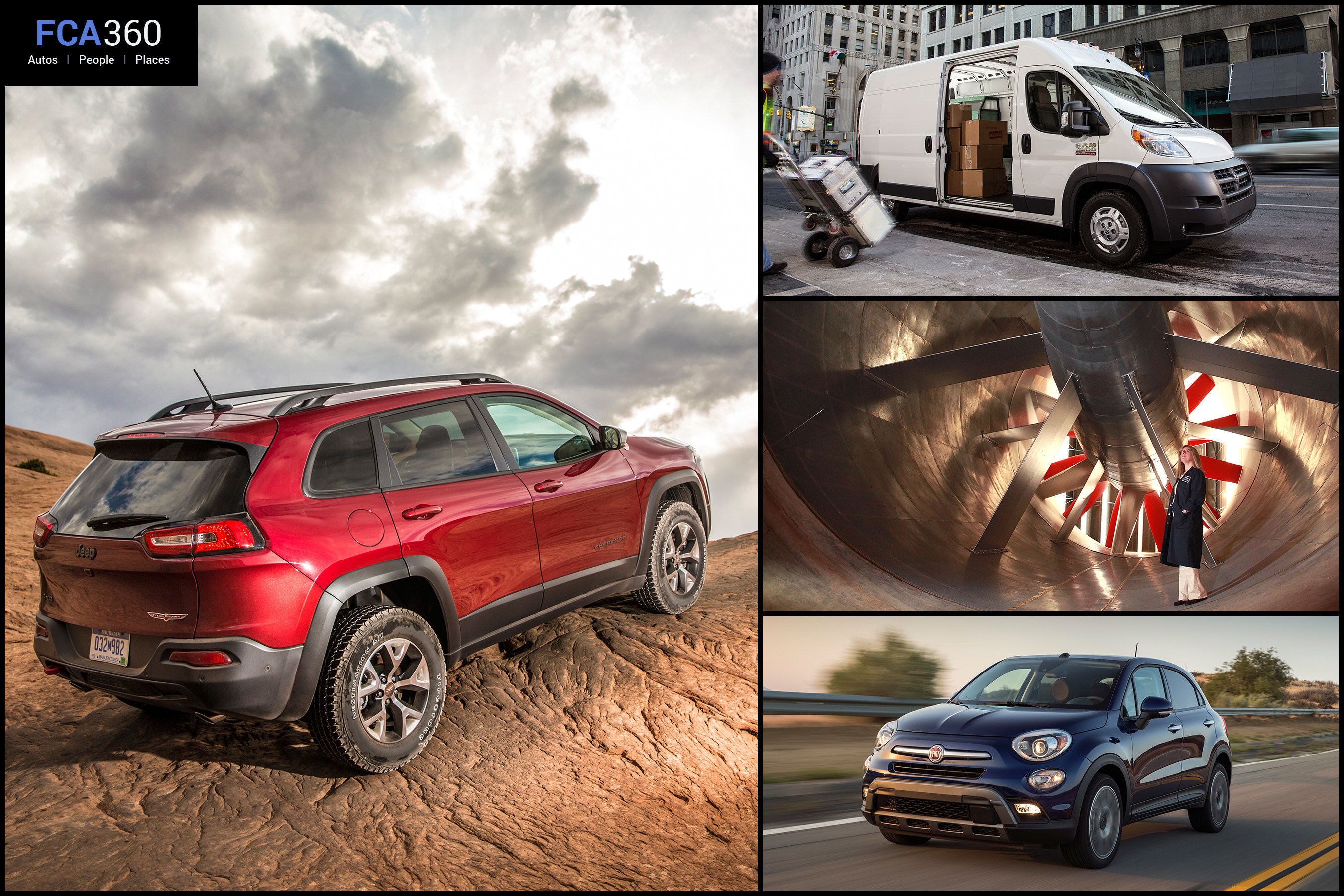 An inside look at FCA US: Ramp up with FCA360