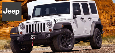 The 2014 Jeep Wrangler Unlimited is available now at Mac Haik.  (PRNewsFoto/Mac Haik)