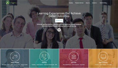 OnCourse Learning Launches New Website