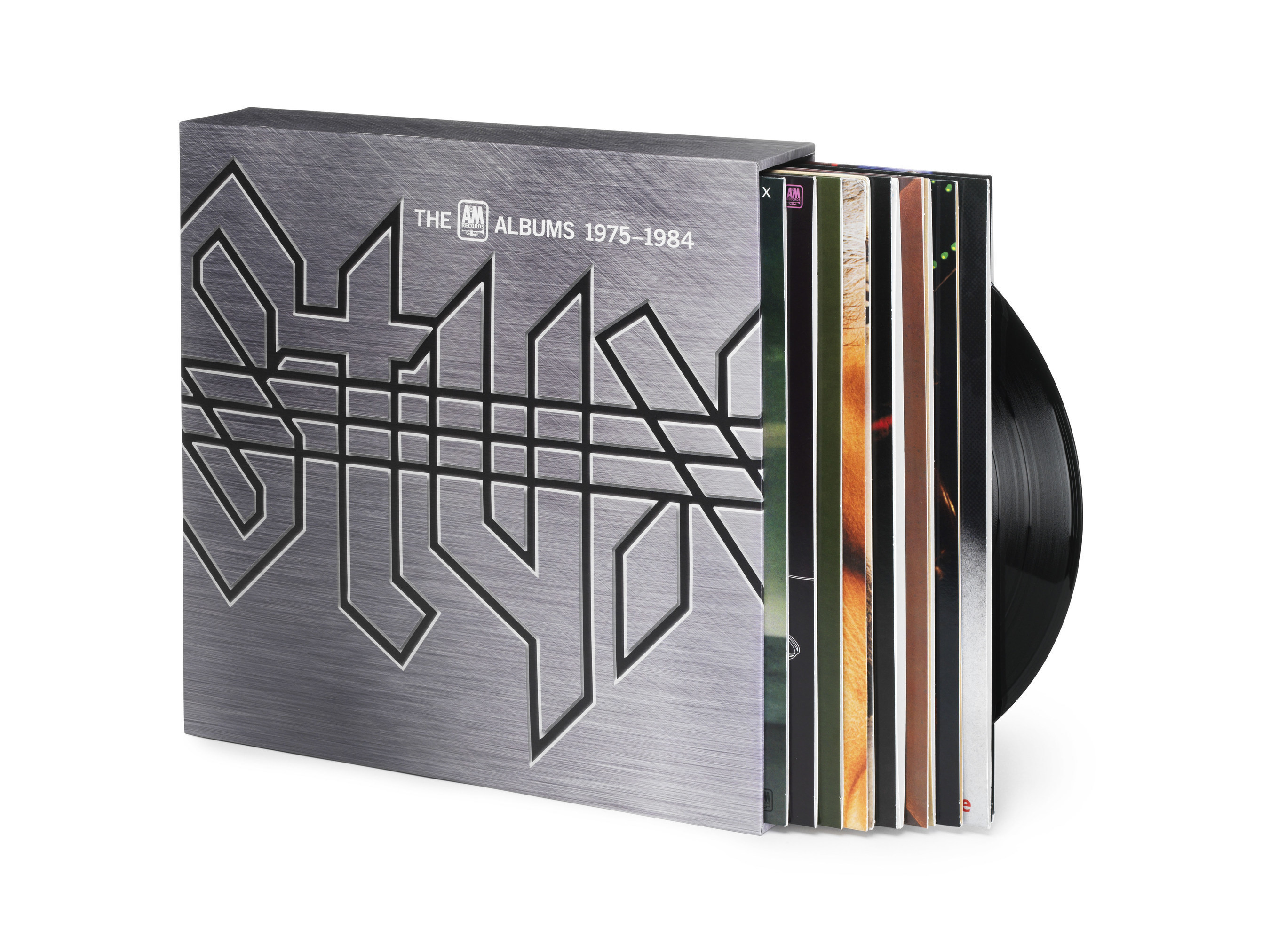 Styx: The A&M Albums: 1975-1984 Eight-Album Vinyl Box Set Collection Slated for Release by Universal Music Enterprises May 12