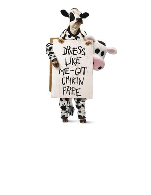 Chick-fil-A's Cow Appreciation Day is Tuesday, July 14, 2015