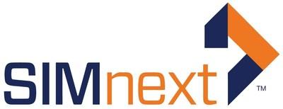 SIMnext Logo.