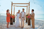 Millennial brides seek a once in a lifetime experience at Sandals Resorts.  (PRNewsFoto/Sandals Resorts)