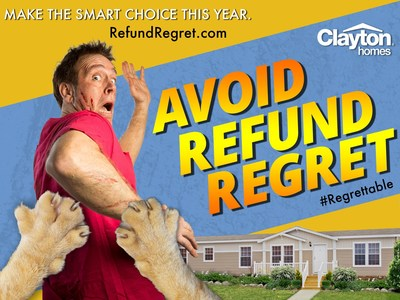 Make the smart choice this year. Avoid Refund Regret!