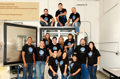 Westpak's San Diego Test Laboratory & Friendly Team Members.  (PRNewsFoto/Westpak, Inc.)
