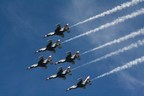 Military Jet Demonstration Teams Will Fill the Skies Over Georgia This Fall