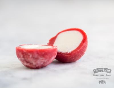 "Stonyfield Frozen Yogurt Peals Win ""Best New Concept"" at World Dairy Innovation Awards (PRNewsFoto/Stonyfield Farm)"