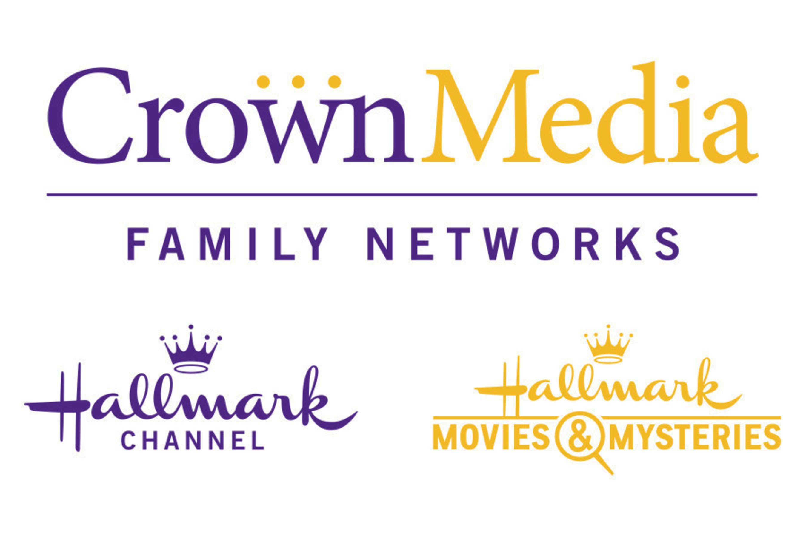 crown media family networks and at t u verse tv to launch