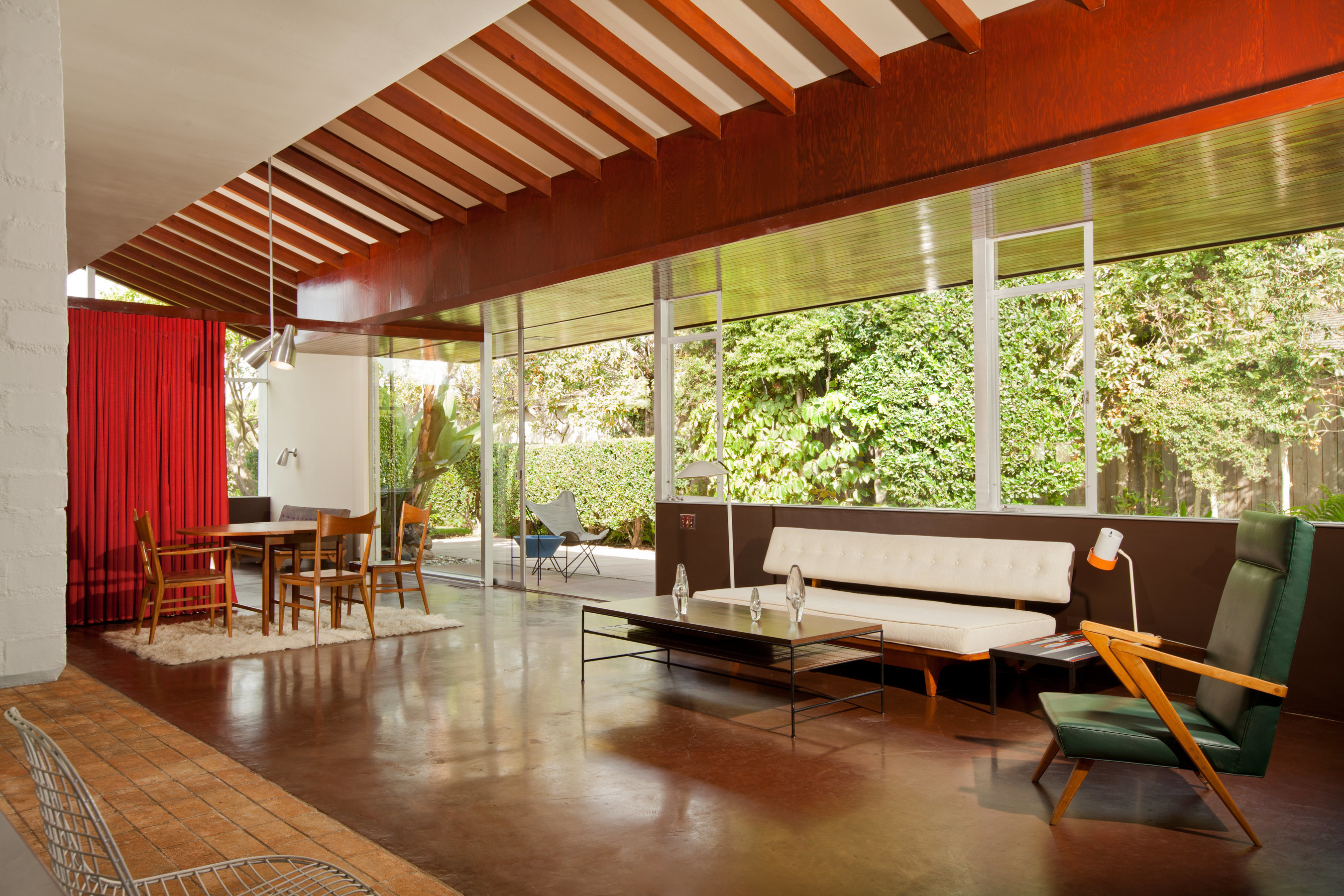 Kelly Sutherlin McLeod, FAIA's award-winning restoration of the Hafley House in Long Beach, CA
