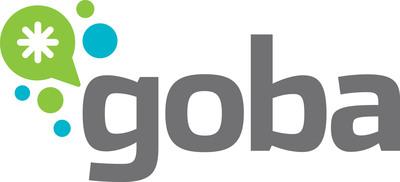 Goba, LLC Logo.  (PRNewsFoto/Goba)