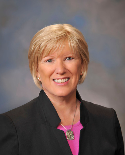 Judy Love, Executive Vice President of Comerica Bank, will become President of Comerica's California Market  ...