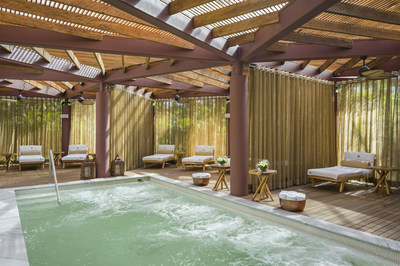 As seen on Bachelor in Paradise: Spatium, an exclusive spa from the Vidanta Resort at Vallarta Nayarit