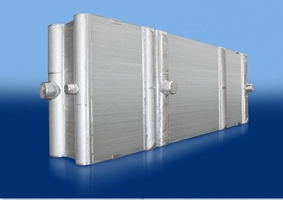 Brazed aluminum heat exchanger (BAHX) is key to the efficiency of cryogenic gas processing including natural gas liquefaction (LNG) and air separation