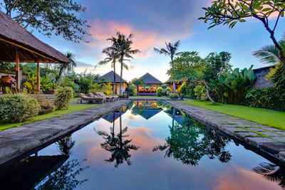 Luxury Retreats - the Villa Belong Dua in Seseh-Tanah, Bali, Bali.  (PRNewsFoto/Luxury Retreats)