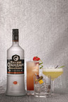 Russian Standard Vodka Unveils Emotion-inspired Cocktails, including Surprise, Trust and Passion (from left to right).  (PRNewsFoto/Russian Standard Vodka)