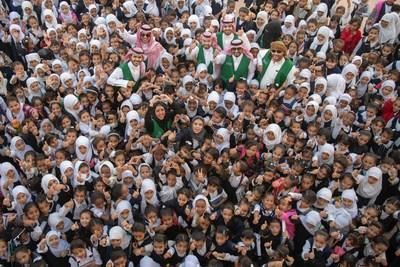 افتتاح وتدشين مشاريع في قطاع الطاقة والمياه والتعليم والنقل في المهرة اليمنية