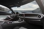 2016 Chevrolet Camaro Interior Lighting (C) copyright General Motors