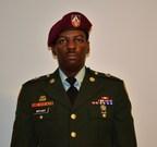Afghanistan Veteran Damalis Bryant (PRNewsFoto/Damalis Bryant)