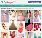 Discover and buy all your fashion finds with ShopSimple.com!  (PRNewsFoto/Shopsimple.com)