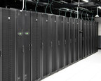 Cologix data center with CPI GF-Series GlobalFrame Cabinets.