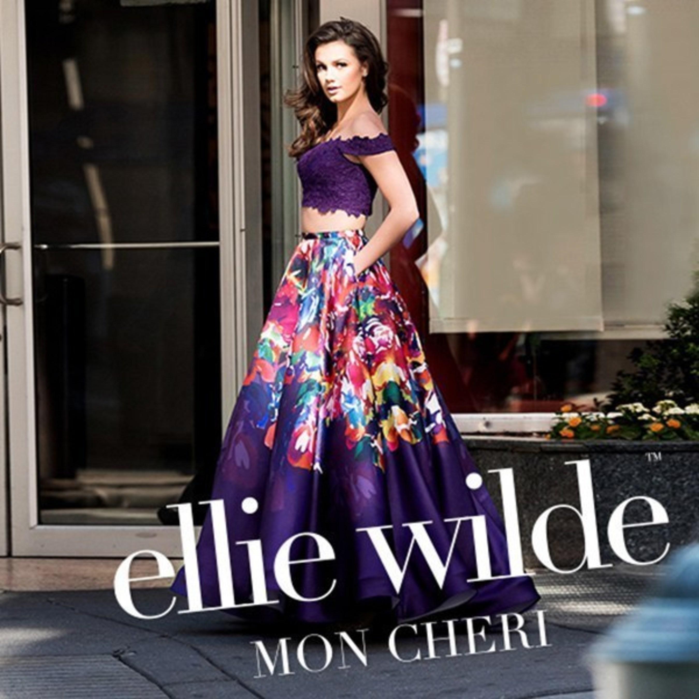 d202ed4d200 Mon Cheri Launches Ellie Wilde for Mon Cheri Prom Dress Line
