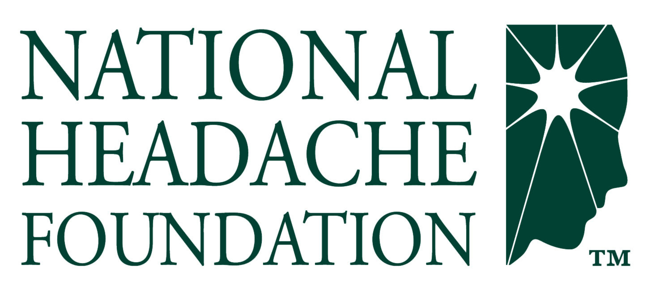National Headache Foundation logo.