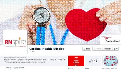 Cardinal Health Launches RNspire Nurse Appreciation Program To Recognize And Inspire Nurses