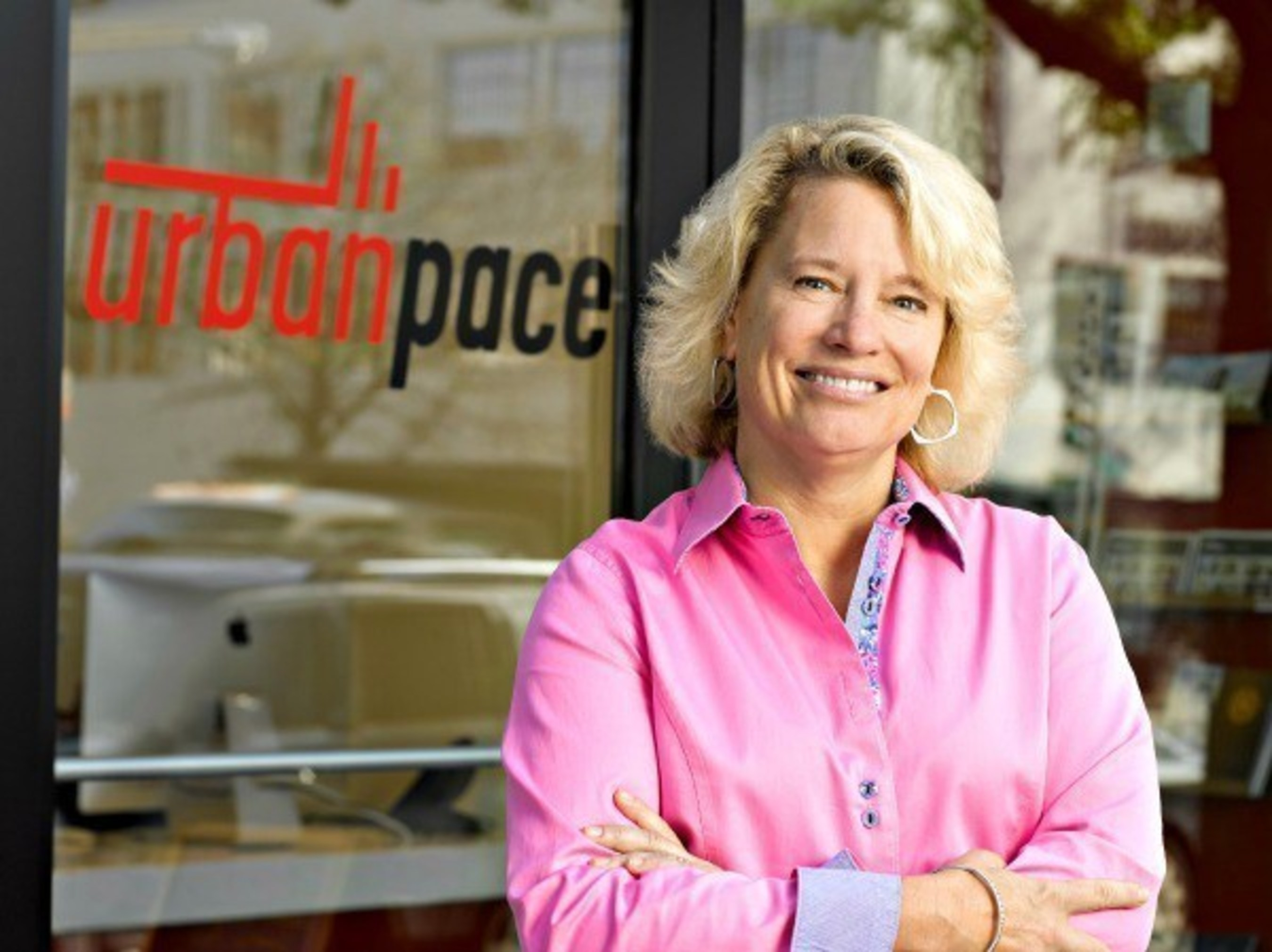 Lynn Hackney, CEO of Urban Pace, a Long & Foster Company