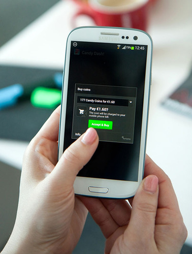 Fortumo Mobile Payment.  (PRNewsFoto/Payelp Global)