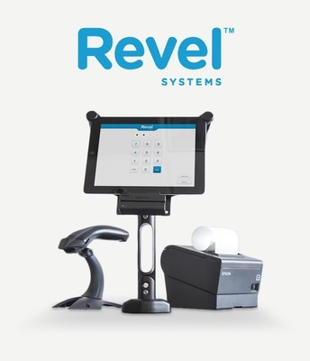 Revel Systems iPad Point of Sale now Apple Pay ready (PRNewsFoto/Revel Systems Inc.)