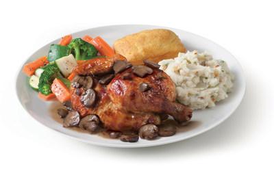 Boston Market's Chicken Marsala Individual Meal