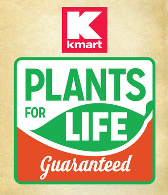 Kmart launches a lifetime guarantee on trees, shrubs and perennials