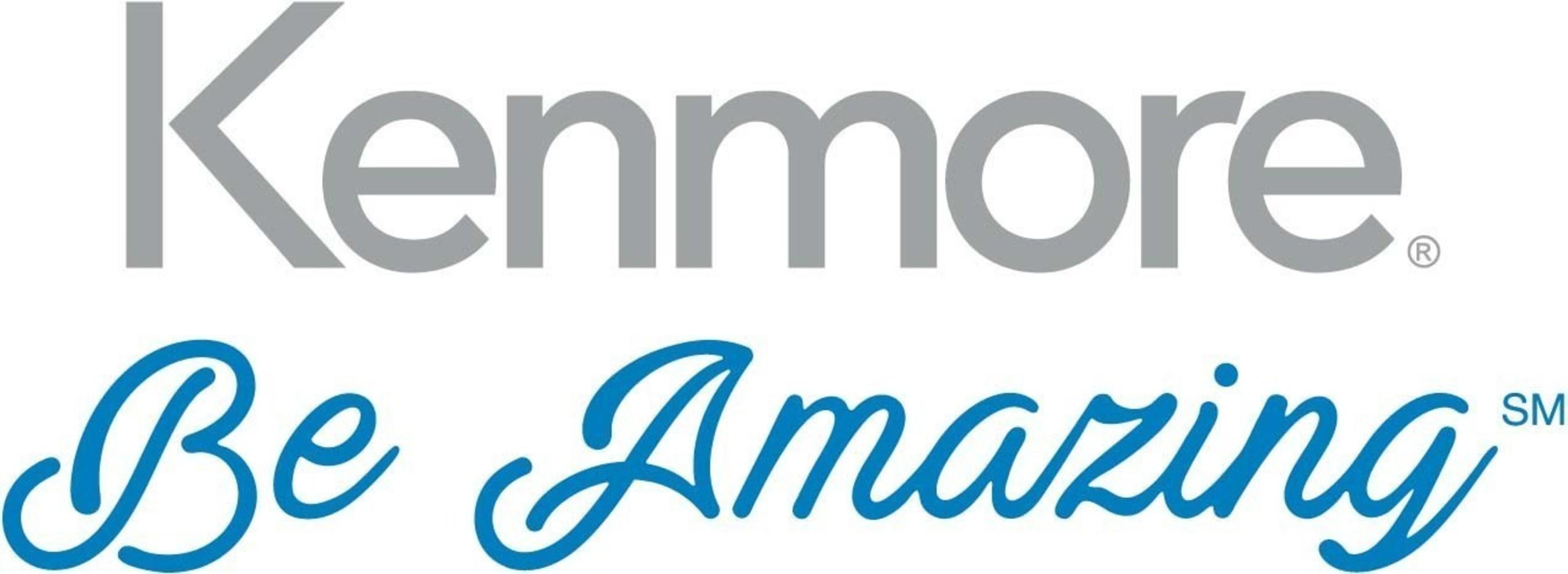 Kenmore_Be_Amazing_Lockup_Logo