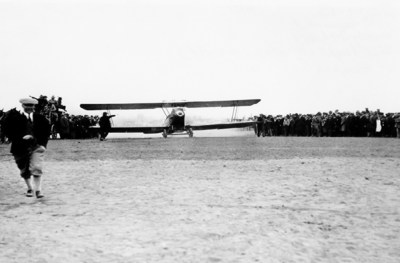 United launched its first flight on April 6, 1926