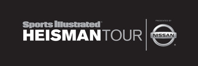 Sports Illustrated Heisman Tour Presented by Nissan.  (PRNewsFoto/SPORTS ILLUSTRATED)