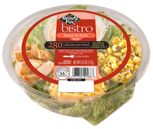 Ready Pac Bistro(r) Salad Bowl.  (PRNewsFoto/Ready Pac Foods, Inc.)