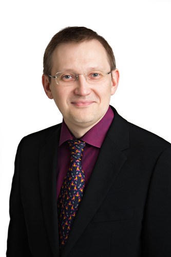 Dr. Vasily Isakov, Scientific Advisory Board Member at the Nutrilite Health Institute of Amway. (PRNewsFoto/Amway) (PRNewsFoto/AMWAY)