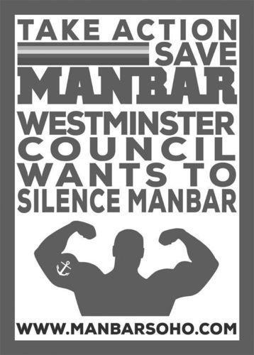 Manbar seeks public support for its appeal. Visit http://www.manbarsoho.com and follow media link. (PRNewsFoto/Manbar)
