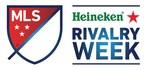 MLS Heineken Rivalry Week: June 24-28