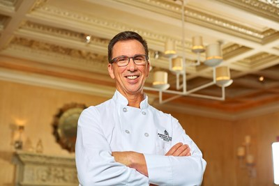 Executive Chef Tom Parlo at Rosewood Mansion on Turtle Creek