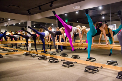 Pure Barre's new cardio infused class, Platform