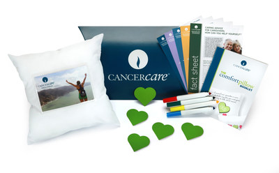 CancerCare and Bayer HealthCare Pillow Talk program offers care packages to cancer patients and their families