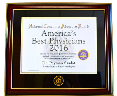 America's Best Physicians 2016