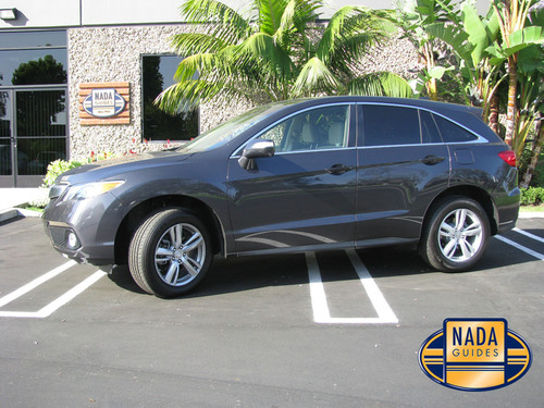 2013 Acura RDX is Named NADAGuides Featured Vehicle of the Month for July.  (PRNewsFoto/NADAguides)