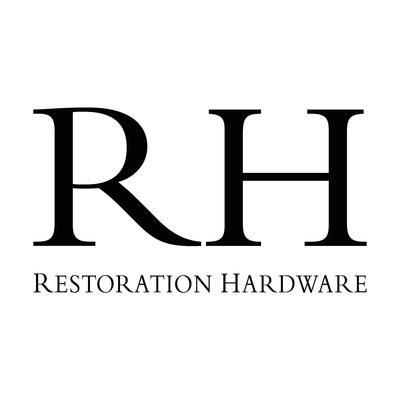 RH Logo.  (PRNewsFoto/Restoration Hardware)