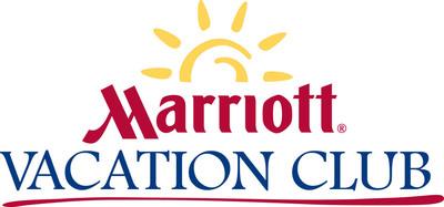 Marriott Vacation Club logo.