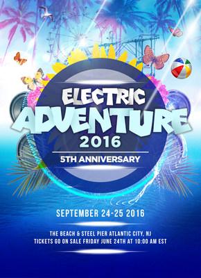 Electric Adventure Flyer
