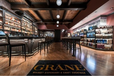 Grane. a cozy after-work spot located in Omaha, Nebraska