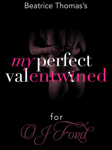 Give the gift of personalized erotica this Valentine's Day with Val-Entwined by Coliloquy.  (PRNewsFoto/Coliloquy)