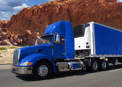 Carrier Transicold will provide a customized telematics solution that delivers advanced capabilities for its transport refrigeration units.